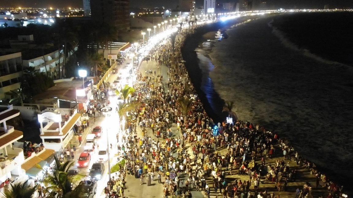 REALIZA COEPRISS OPERATIVO EN DESTINOS TURÍSTICOS SINALOENSES