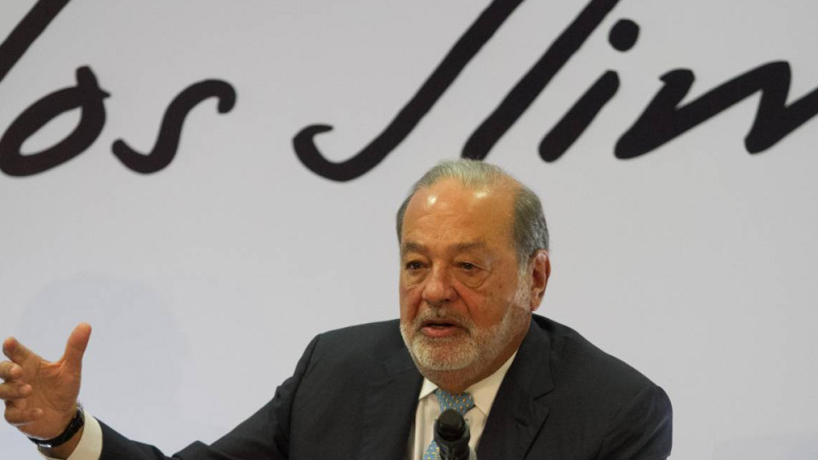 SE PRONUNCIA CARLOS SLIM POR REGULARIZAR EL AMBULANTAJE Y HACERLO LÍCITO.