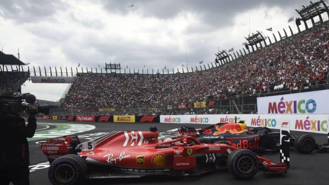 La F1 podría irse de México. / La F1 podría irse de México (Getty Images)