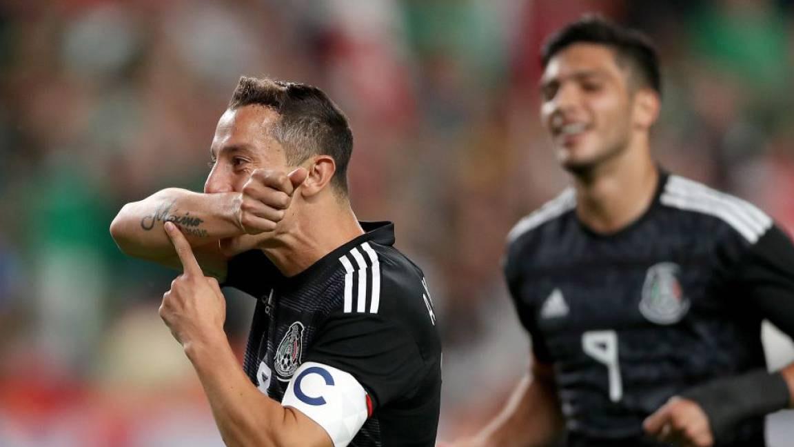 México derrotó a Canadá. / México derrotó a Canadá (Getty Images)