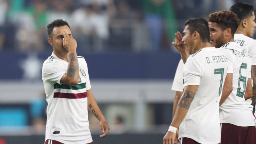 México derrotó a Ecuador. / México derrotó a Ecuador (Getty Images)