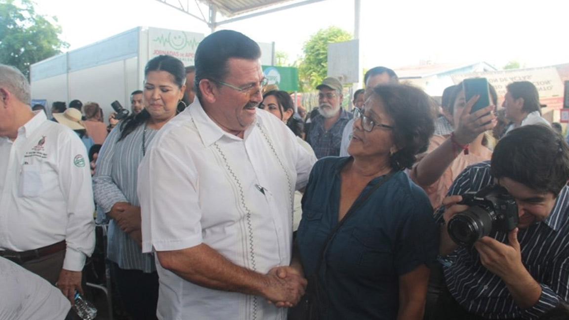 POR SEGUNDA OCASIÓN LLEVAN JORNADA DE APOYOS PURO SINALOA A LA SINDICATURA BENITO JUÁREZ.