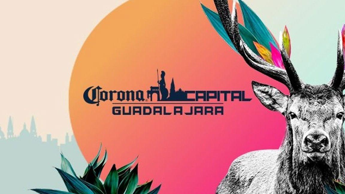 CORONA CAPITAL GUADALAJARA, REPROGRAMADO PARA SEPTIEMBRE