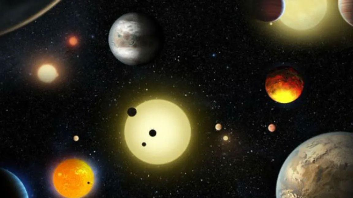NASA DESCUBRE NUEVO PLANETA OLVIDADO CON TRES ESTRELLAS