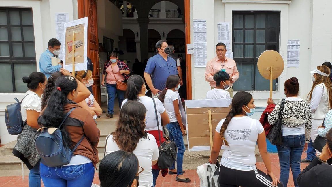 COLECTIVO EN BUSCA DE NUESTROS DESAPARECIDOS DE NAVOLATO AGRADECE APOYO DEL ALCALDE ELIAZAR GUTIÉRREZ