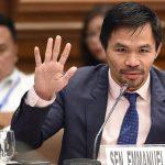 MANNY PACQUIAO SE DECLARA CANDIDATO A PRESIDENCIAL DE FILIPINAS